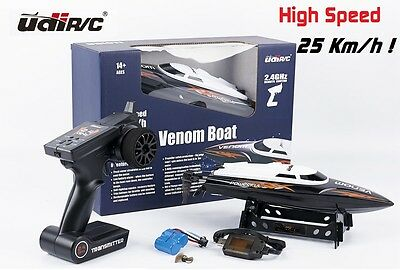 Venom RC Boot Rennboot Speedboot High Speed 2,4 GHz 25 km/h  !