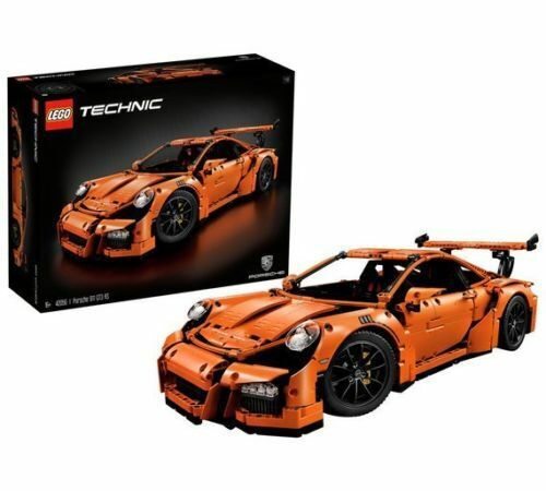 LEGO 42056 Technic Porsche 911 GT3 RS Toy Car (New & Sealed)