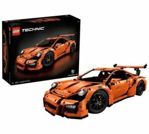 Lego 42056 Technic Voiture de jouet Porsche 911 Gt3 Rs (neuve et scellée)