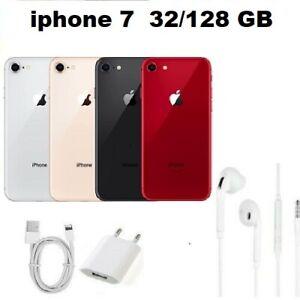 APPLE IPHONE 7 débloqué 32GB 128GB NOIR OR ROSE ARGENT SMARTPHONE