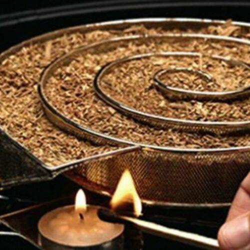 Edelstahl BBQ raucherzeuger Kaltrauchgenerator Kalt Rauch räuchern Erzeuger