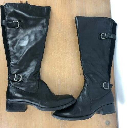 Born Gibb Womens Knee High Boots 7.5M