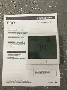 Protech-T955w-Wireless-Thermostat-Touchscreen