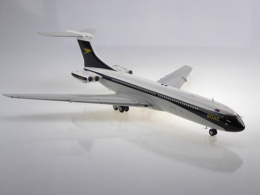 Bravo Delta Super VC10 BOAC Aeroplane Model Scale 1 120