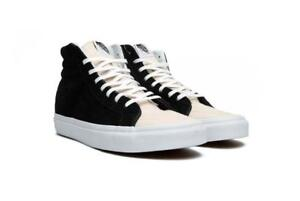 caff0213bf08 SALE MENS VANS SK8 HI REISSUE 2 TONE BIRCH BLACK NEW SUEDE ...