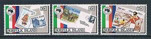 Norfolk Is 1984 Ausipex SG 343/5 MNH