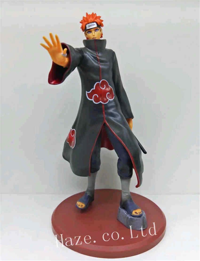 Naruto Xiao Organization Organization Organization Pain PVC Acción Figura Figurilla Modelo d688e3