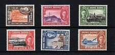 HONG KONG 1941 CENTENARY STAMPS MINT NEVER HINGED COMPLETE SET