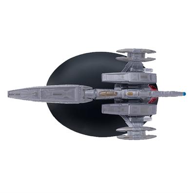 ECS fortunate-Star Trek metal nave espacial MODELO DIECAST nuevo
