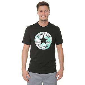 t-shirt converse noir