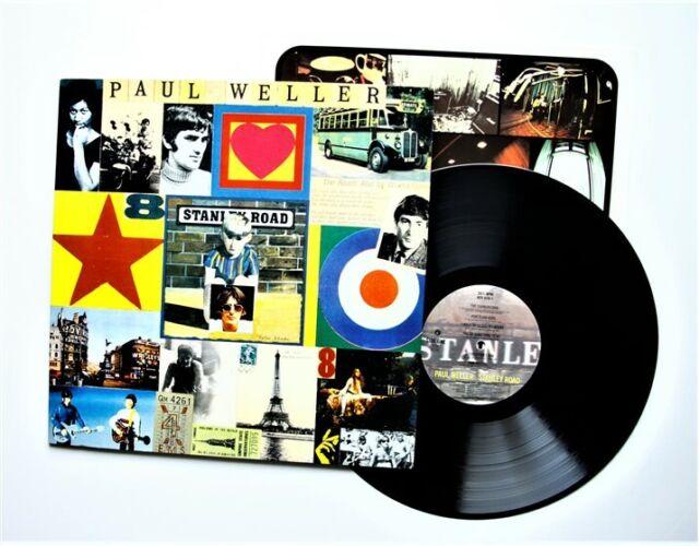 PAUL WELLER - STANLEY ROAD - LP 1995 - NEAR MINT