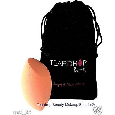 Original Teardrop Beauty Makeup Blender® Blending Foundation Curve Orange Sponge