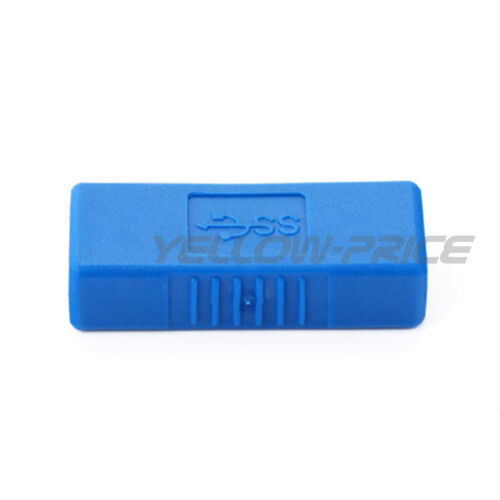 3FT USB 3.0 Type A Cable USB 3.0 SuperSpeed Type-A Female Coupler Adapter