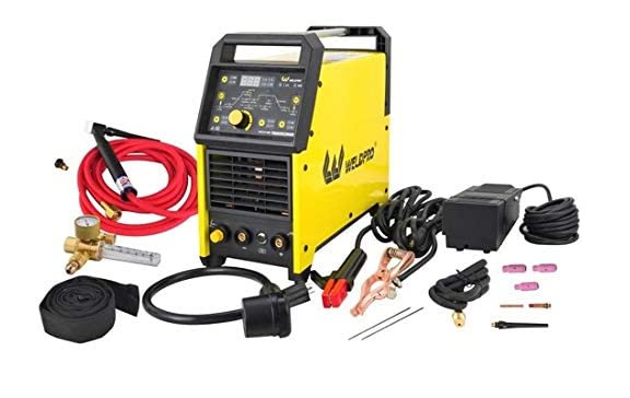 Weldpro Digital TIG 200GD ACDC 200 Amp Tig/Stick Welder CK 17 Torch 3 Year WNTY. Buy it now for 878.00