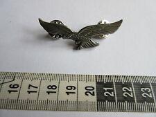 Luftwaffe Eagle LW FJ Paracadutisti Eagle Wehrmacht WK2 WWII Pin Pulsante