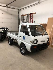 Suzuki Carry 4x4