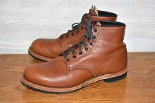 MEN'S RED WING BECKMAN ROUND TOE STYLE 9016 SZ 11.5 D BOOTS MADE IN USA $350