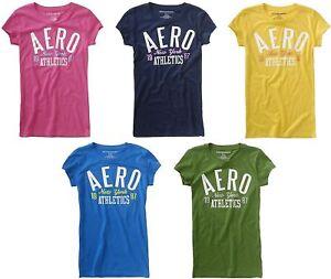 Aeropostale-Aero-logo-T-shirt-Tee-top-XS-S-M-L-XL-NWT