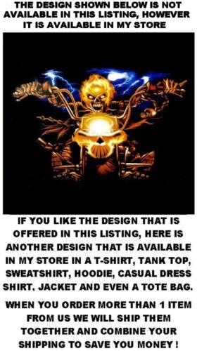 Motorcycle Demon Shirt Chopper Posession V Work Biker Rider Skull twin Mechanic IxqBZACxwc