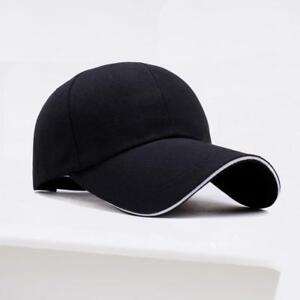 Damen-Herren-Schirmmuetze-Sport-Muetze-Basecap-Golf-Baseball-Cap-Hot-New-DE