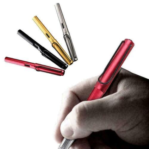 Wholesale Aluminum Alloy WING SUNG 6359 Fountain Pen Extra Fines Nib 0.38mm J4Y6