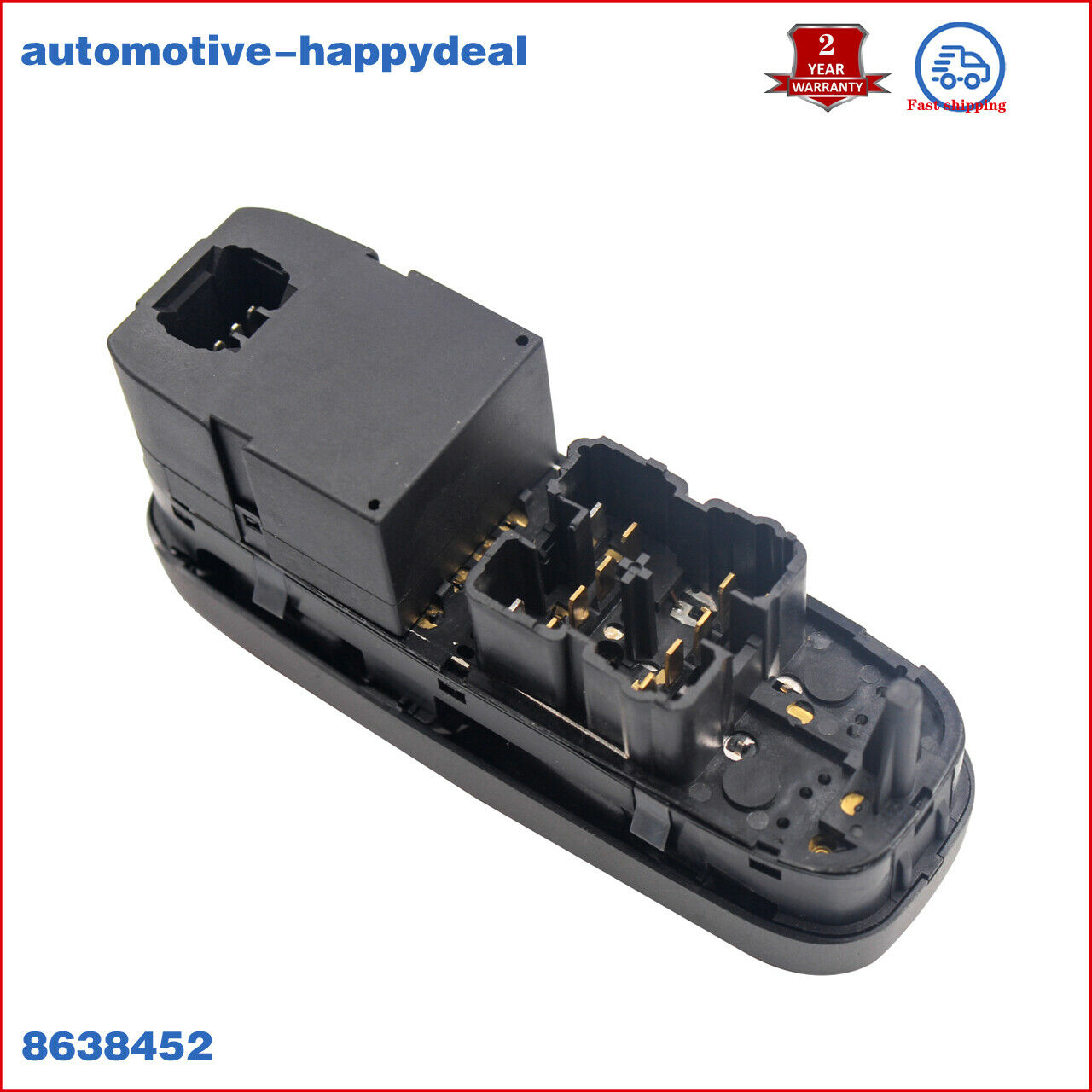 8638452 Electric Power Window Master Control Switch For Volvo V70 S70 XC70 98-20