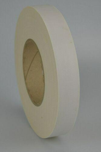 Gaffa Tape weiß matt Gewebeband 70mesh Messeband Bühnenband Gaffer Tape 50 Meter