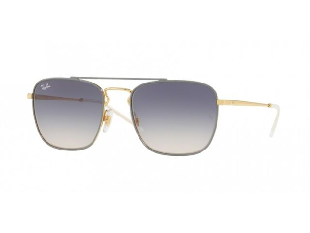 1f3f197cf64 Sunglasses Ray-Ban Rb3588 9063 i9 55 Gold Top on Light Grey