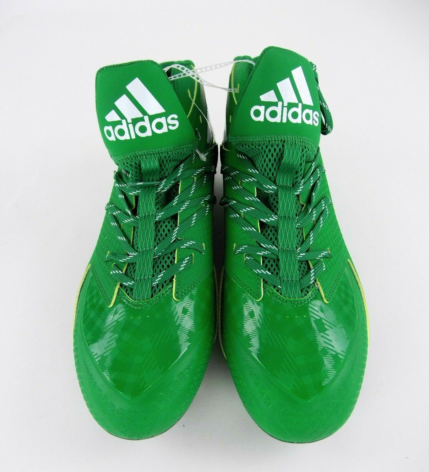 neue adidas - mens größe stollen 13 grüne fußball - stollen größe ede785