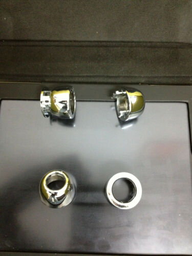 Chrome break handle rims 02/'-08/' BMW MINI R50//52//53 Cooper /& S 2pcs//set