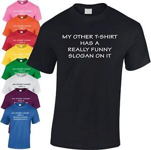 My-Other-T-Shirt-A-Bonnes-Drole-Slogan-Enfants-Cool-Comedie-Jeunesse-Tee-Cadeau
