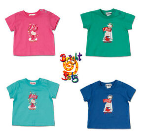 Bright-Bots-100-Cotton-LITTLE-SISTER-LITTLE-BROTHER-Tshirt-Top-0000-000-00-0