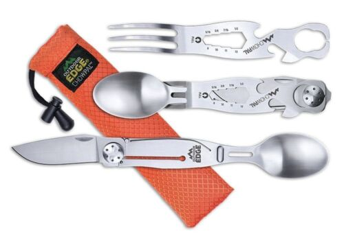OUTDOOR EDGE chowpal Multitool couverts surviavalausrüstung NEUF
