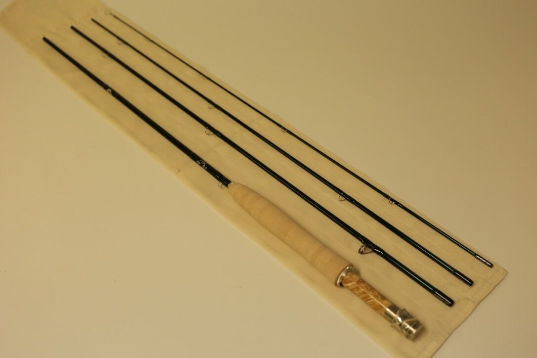 R L Winston 8' 6 3 WT Air Fly Rod Fee  100 Line Free Expedited Shipping