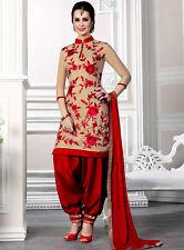 Indian pakistani salwar kameez/Patiyala/Casual Dress Ready Made Suit