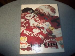 1986-DELSEA-REGIONAL-HIGH-SCHOOL-YEARBOOK-FRANKLINVILLE-NJ-JANUS-NO-WRITING