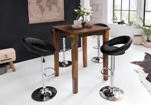 Bartisch Küche Bar Tisch Stehtisch H:110cm Esstisch Wohnling ...