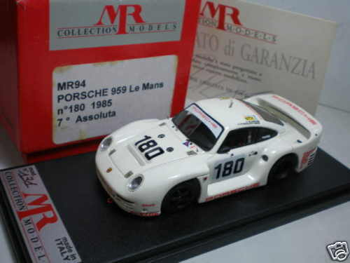 1 43 MR Porsche 959 Lemans  180 1985 Assoluta