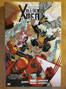 All-New-X-Men-v1-Oversized-Hardcover-great-condition-Brian-Michael-Bendis