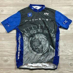 Voler-Cycling-Jersey-Bicycle-Bike-Men-039-s-Sz-XL-DD73