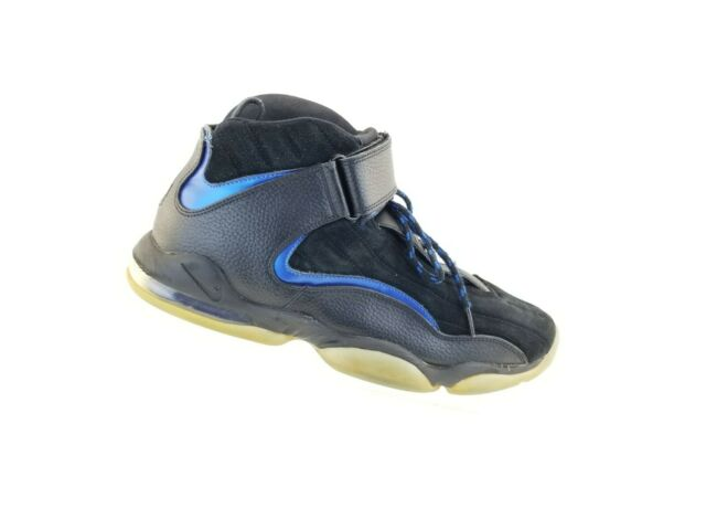 Size 13 - Nike Air Penny 4 OG Black