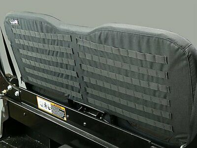John Deere Hd Xuv Gator Front Seat Cover Black With