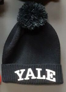 072db89a540 Image is loading Stall-amp-Dean-Vintage-Yale-Beanie-Knit-Hat-