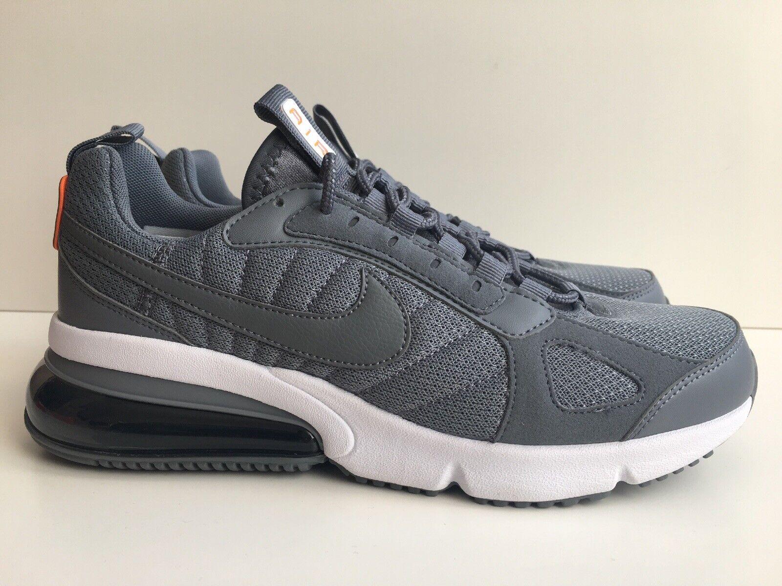 Nike Air Max 270 Futura Size 6.5 EUR Grey White AO1569 004