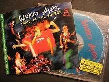 """GUANO APES """"LORDS OF THE BOARDS"""" - MAXI CD INCLUSIVE VIDEO CLIP"""