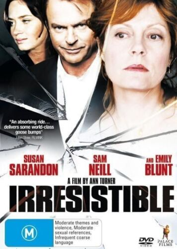 1 of 1 - Irresistible (DVD, 2007) R4 PAL NEW FREE POST