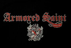 ARMORED-SAINT-cd-cv-RED-HELMET-LOGO-Official-SHIRT-LAST-2X-nod-to-the-old-school