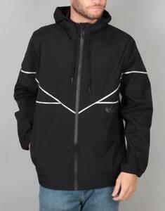 Nero L Bnwt riflettente 160 Taglia £ Adidas Rrp Jacket 3l Premiere wF7qI1