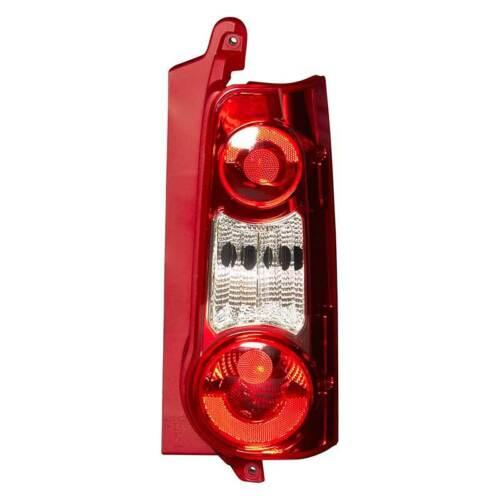Rear Light Lamp Right O//S Driver Side Peugeot Partner /& Citroen Berlingo 1996-On