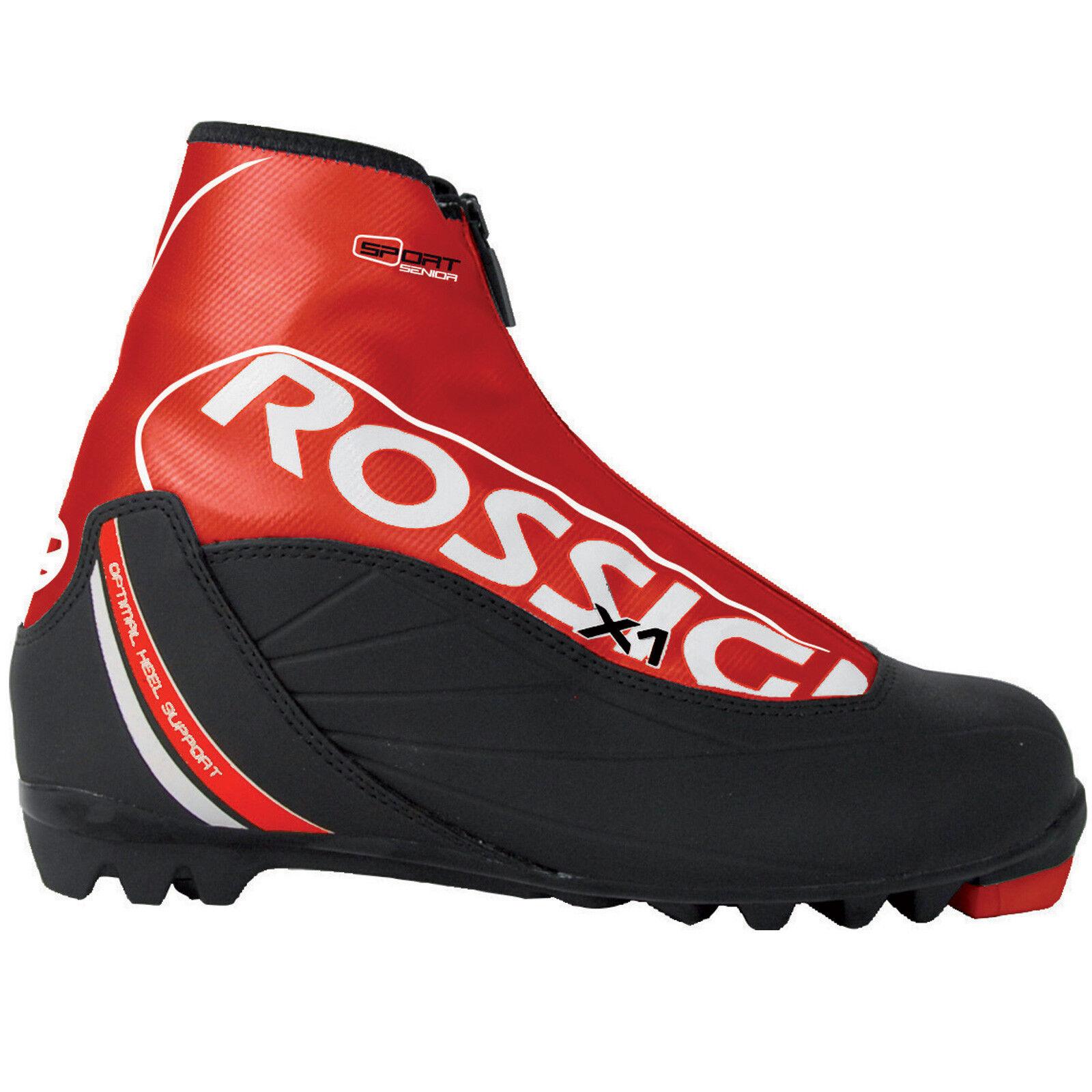Rossignol X-1 Sport Sport Sport Junior Kinder-Langlaufschuhe Classic Estilo Niños 532e97